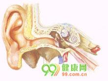 突发性耳聋